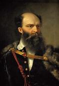 Municipal Collection - Miklós Barabás: Portrait of Lajos Batthyány, circa 1847, Kiscell Museum