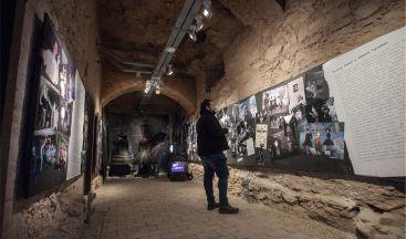 A Fekete Lyuk - A pokol tornáca megnyitója. Fotó: Millok Tamás